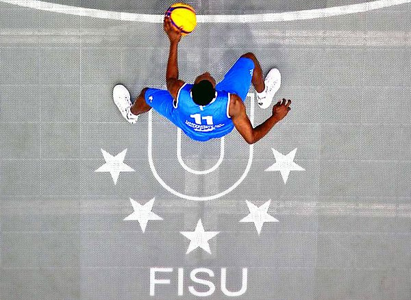 FISU 3x3 Basketball